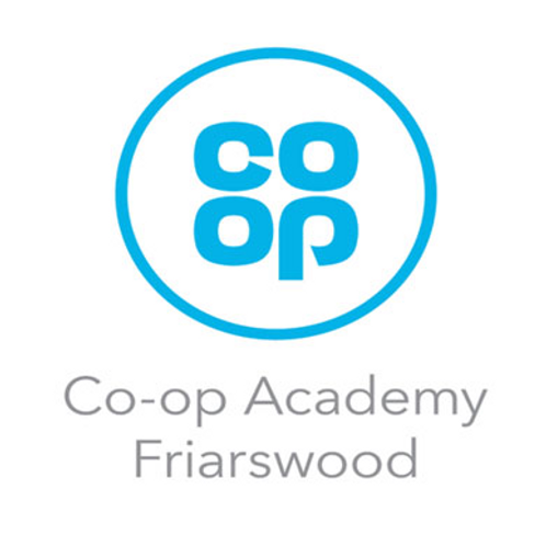 CO-OP ACADEMY FRIARSWOOD ENHANCED VIZ BOOK BAG