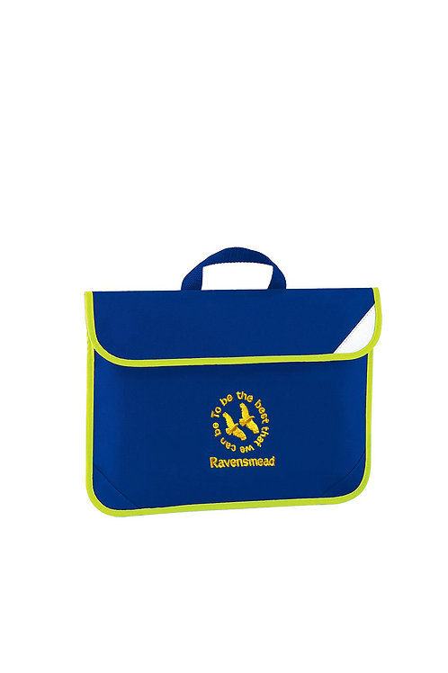 RAVENSMEAD ENHANCED VIZ BOOK BAG