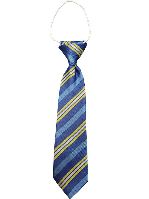 HASSELL ELASTICATED TIE