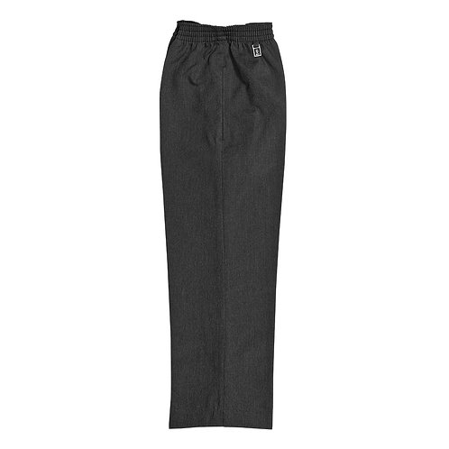 Zeco JUNIOR BOYS GREY PULL UP TROUSERS
