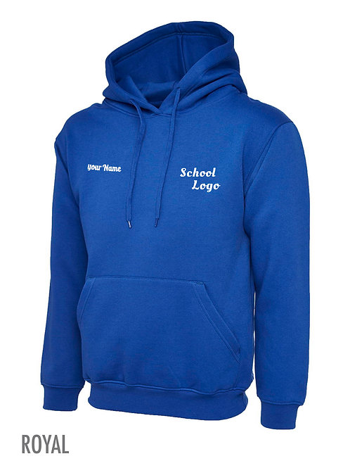 HASSELL PERSONALISED LEAVERS HOODIE