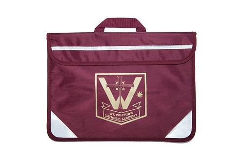 ST WILFRED'S ENHANCED VIZ BOOK BAG