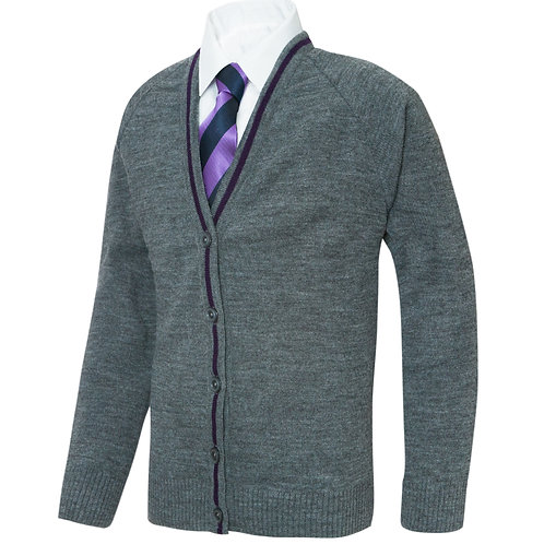 ST PETERS KNITTED CARDIGAN