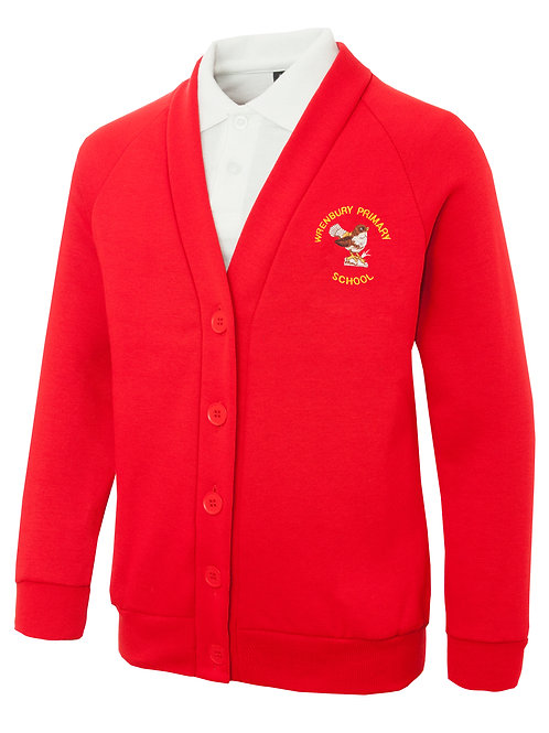 WRENBURY smart COLOURFAST CARDIGANS