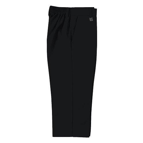 Zeco BLACK JUNIOR STURDY FIT BOYS TROUSER