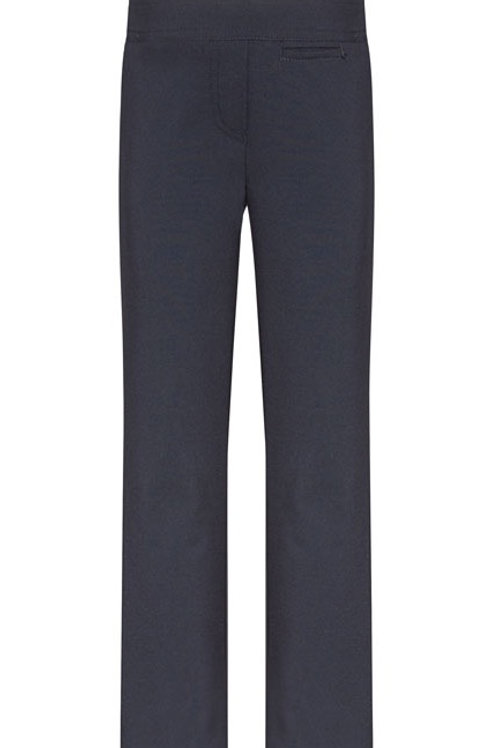 NAVY ECO GIRLS JUNIOR TROUSERS