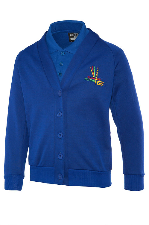 LANGDALE smart COLOURFAST CARDIGAN