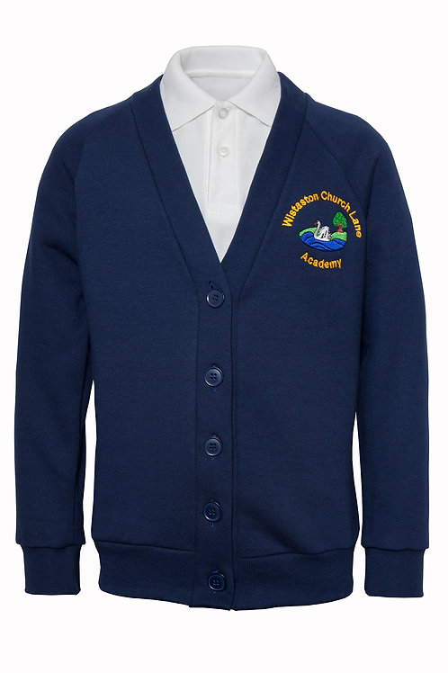 WISTASTON smart UNIFORM CARDIGAN