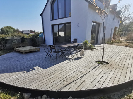 3 styles de terrasses bois