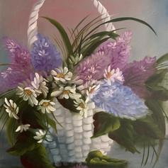 Bob Ross Floral