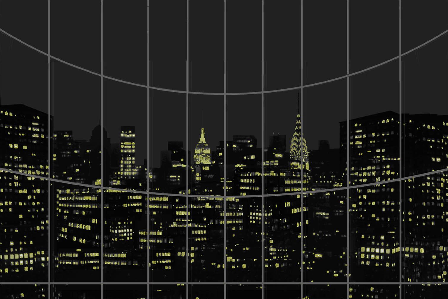 Skyline Drop Paint Elevation