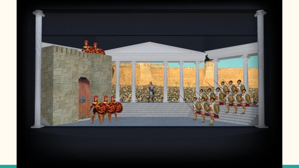 The Odyssey Storyboard