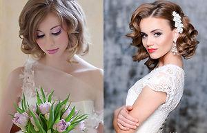 Прически для невест и выпускниц.