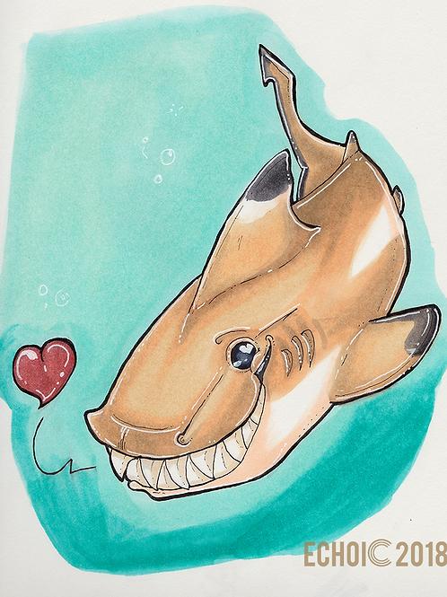 Shark Print Pack!