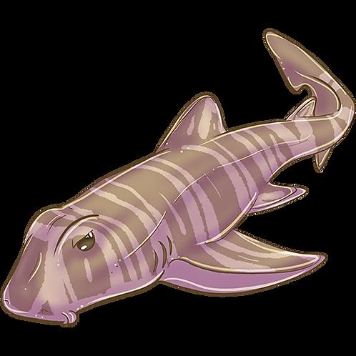 Bullhead Shark Sticker
