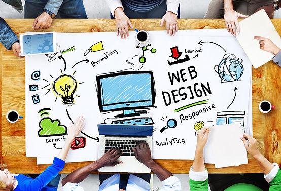 Content Creativity Digital Graphic Layou