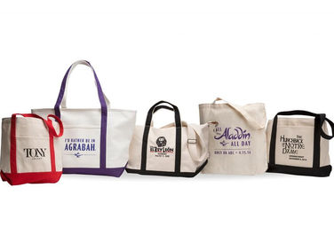 Bags selection