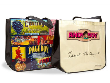 D'Arrigo Brothers Andy Boy Tote Bag