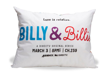 DirecTV Billy Pillow
