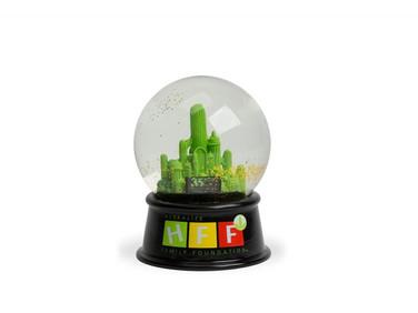 HerbaLife Snow Globe