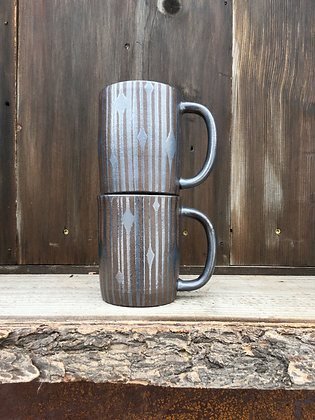Med Moonlight Mug, 10oz