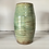 Thumbnail: Ridged vase, yellow green