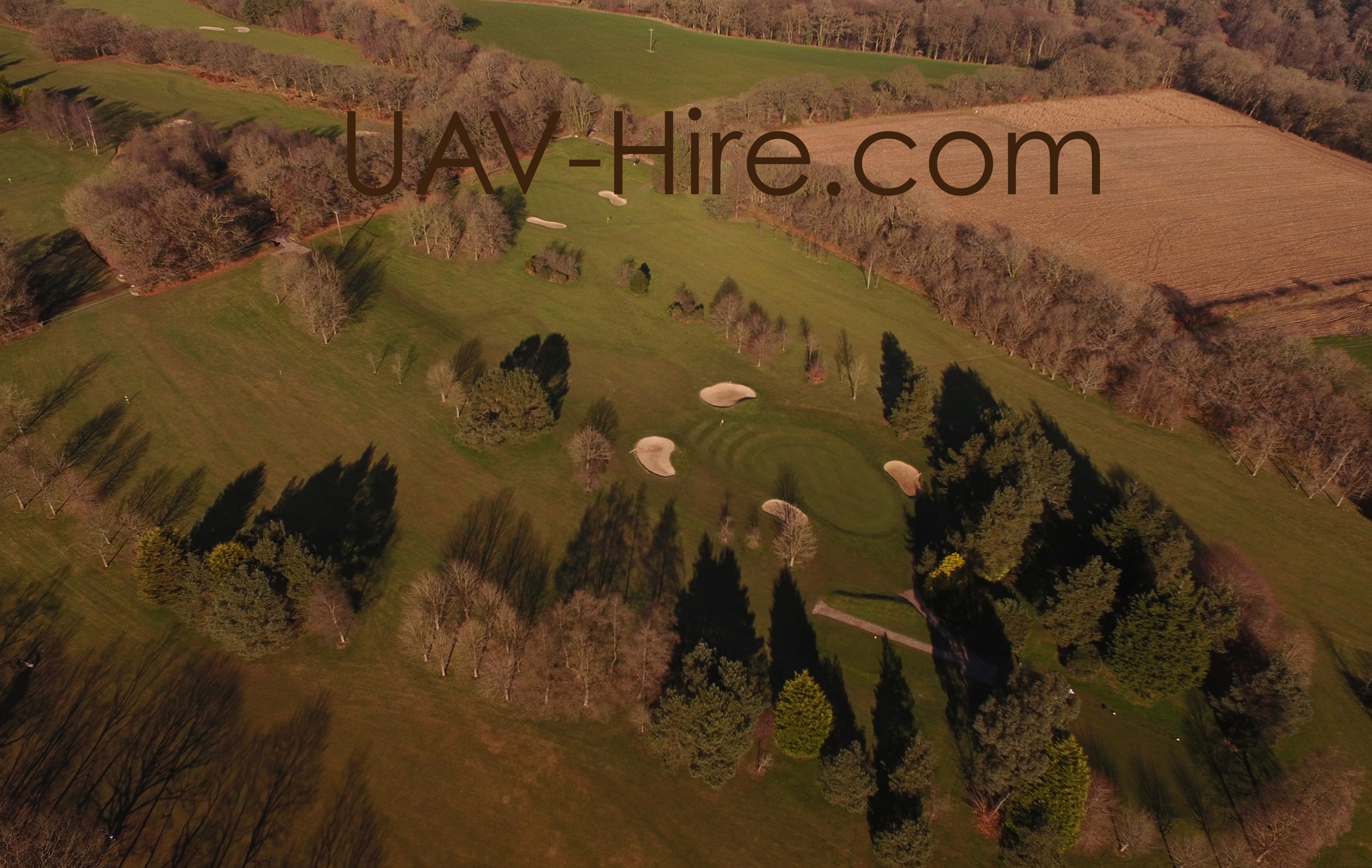 Golf-Course-UAV