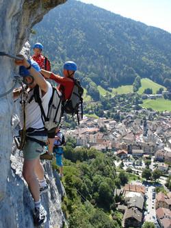 Via-Ferrata Savoie