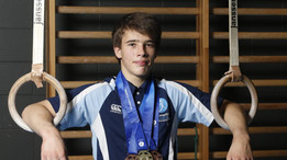 Gymnast Jack Hall excited about Local Sports Star nomination