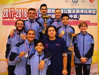 Hong Kong Open a success for the NSW HPC