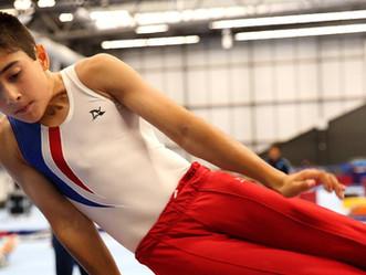 Ashton Jamieson excels
