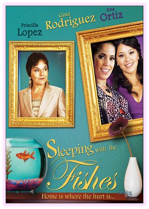 Sleeping with the Fishes DVD GINA RODRIGUEZ ANA ORTIZ STEVEN STRAIT NICOLE GOMEZ FISHER BEST NEW DIRECTOR BROOKLYN FILM FESTIVAL