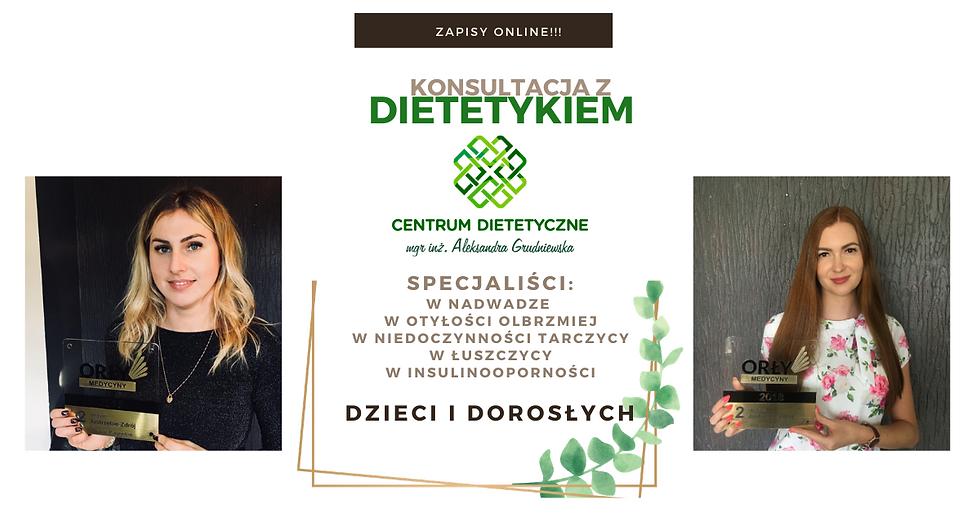 Specjaliści dietetycy Aleksandra & Sandr