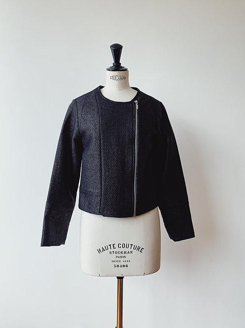 Raffia Short  Jacket