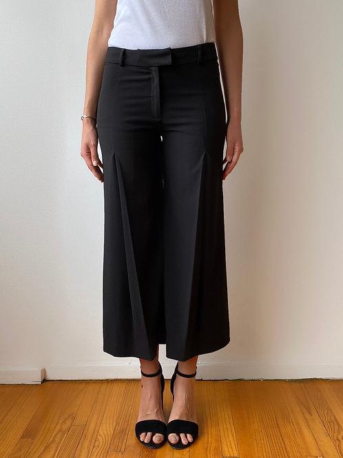 Black Culotte Pants