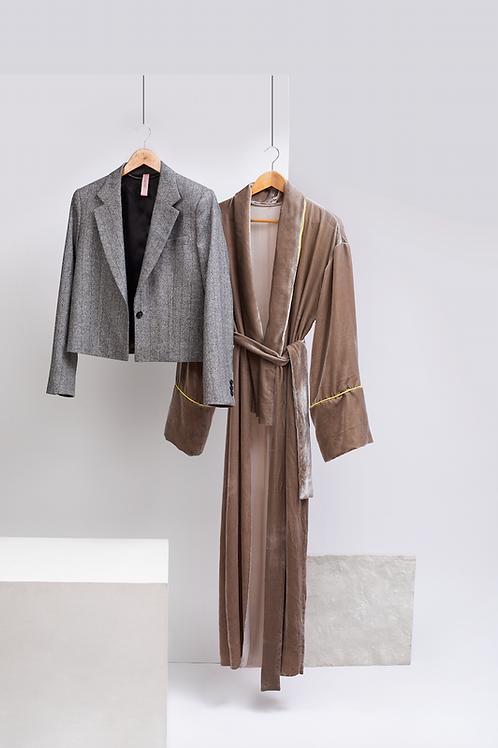 The Velvet Robe