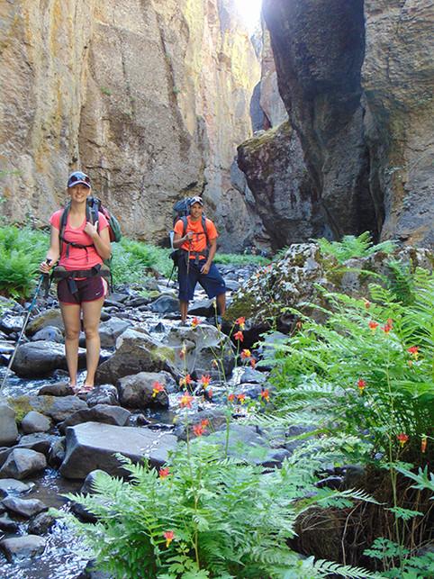 Owyhee, Jarbidge, Bruneau Canyonlands Hiking & Canyoneering Spectacular