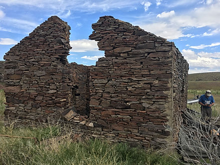 History of the Owyhee and Bruneau Canyonlands