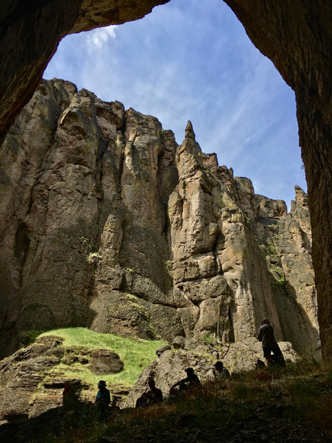 Owyhee Canyonlands Hiking and Canyoneering