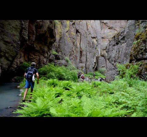 Explore Idaho Hiking and Canyoneering Expeditions