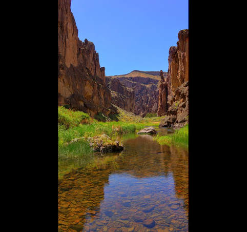 Barker River Expeditions Wild and Scenic River
