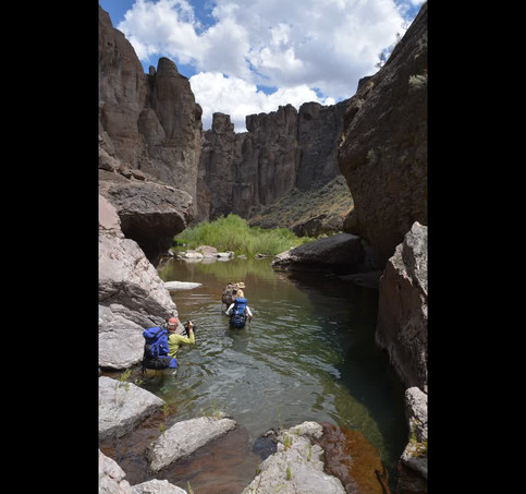 Barker River Expeditions Owyhee Initiative