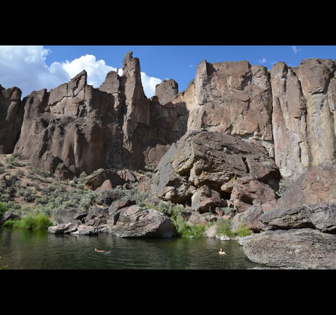 Owyhee, Jarbidge, Bruneau Canyonlands Hiking & Canyoneering Wild and Scenic River