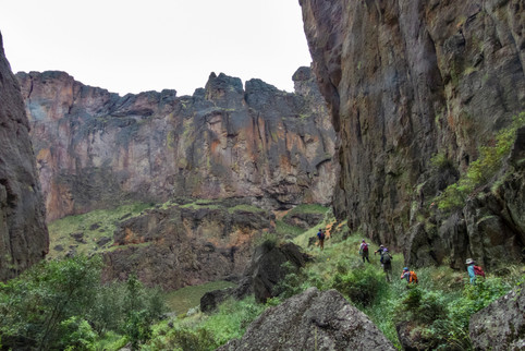 Explore Idaho Hiking and Canyoneering Expeditions Adventure
