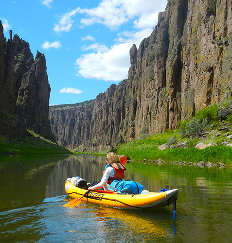 Owyhee Canyonlands Whitewater Rafting Family Fun