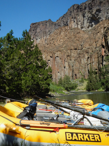 Bruneau Whitewater River Rafting Trips