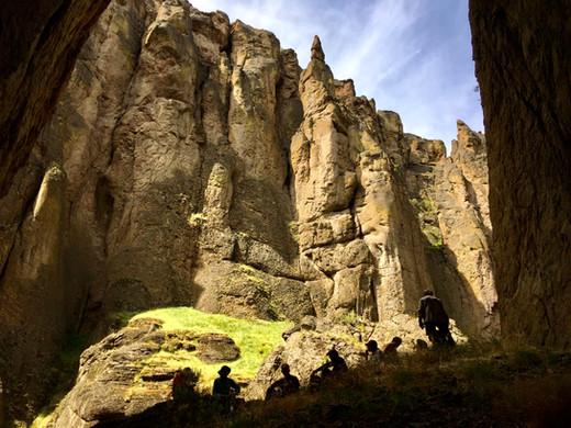 Idaho Hiking & Canyoneering Unique