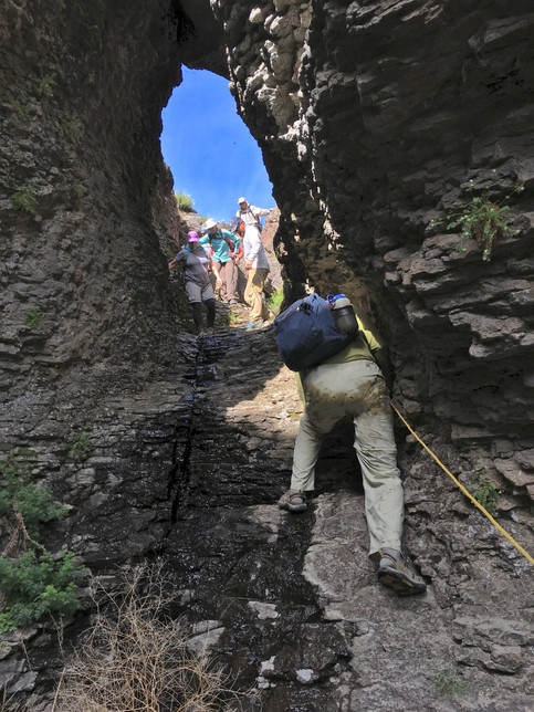 Barker River Expeditions Hiking Trips