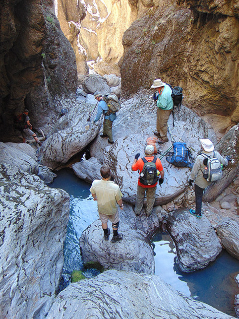 Owyhee Canyonlands Hiking and Canyoneering Adventure