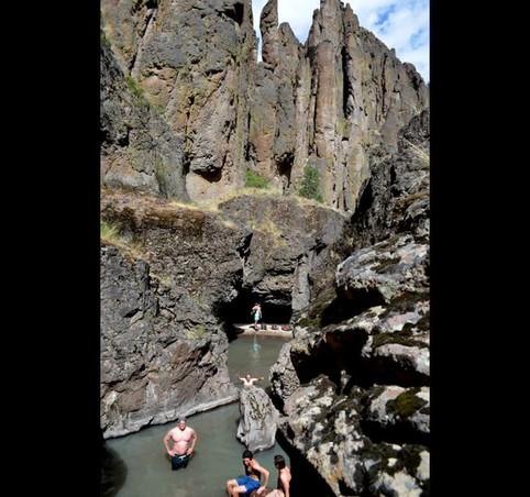 Owyhee Canyonlands Hiking and Canyoneering Oregon Vacation
